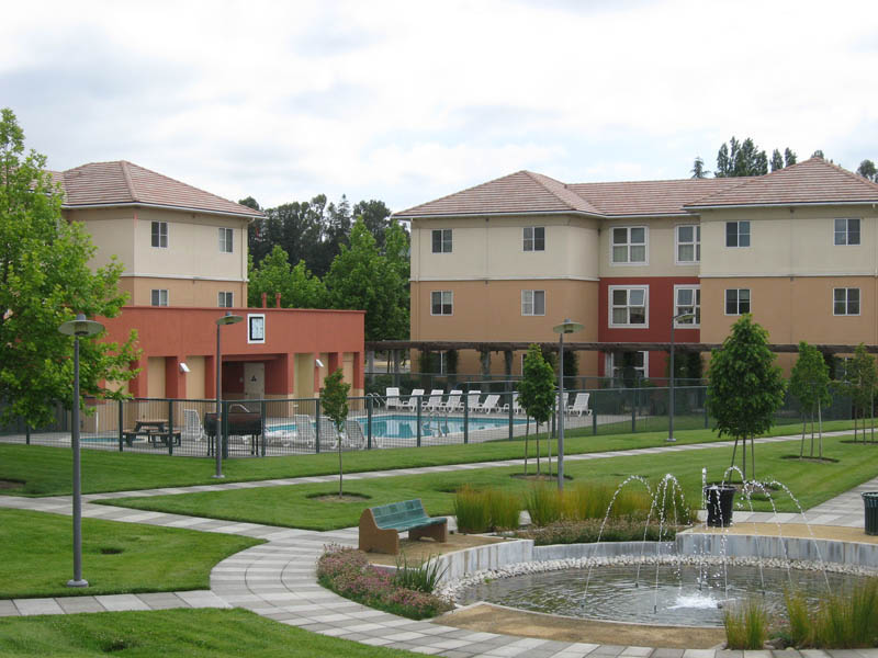 Sonoma State University Tuscany Village - Wright Contracting
