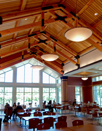 Santa Rosa Junior College Student Services Center Wright Contracting